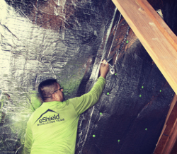 eShield reflective insulation